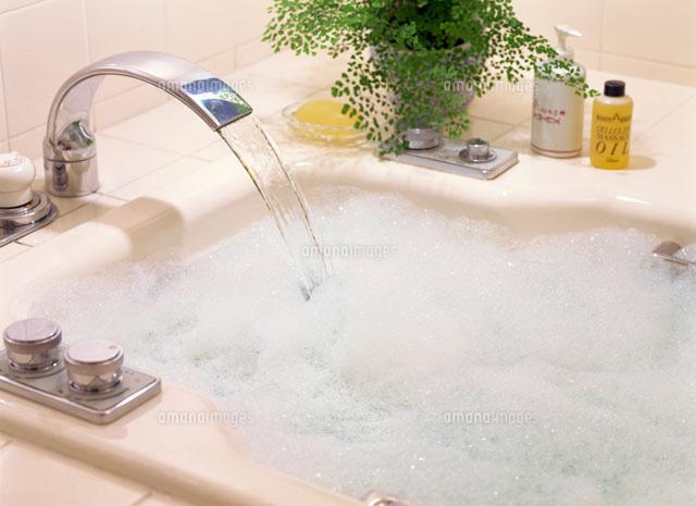 泡風呂[22451011934]| 写真素材 ...