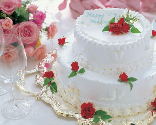 ウエディングケーキ[22451016774]| 写真素材・ストックフォト・イラスト素材|アマナイメージズ