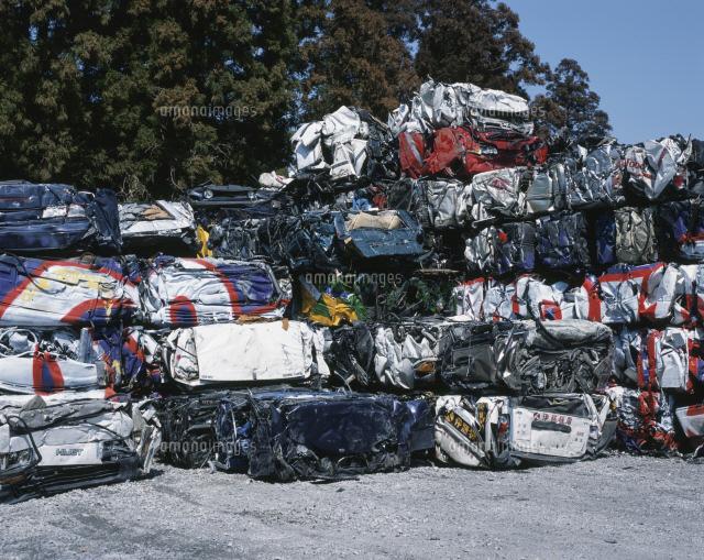 車の鉄スクラップ価格の相場はいくら?廃車にする …