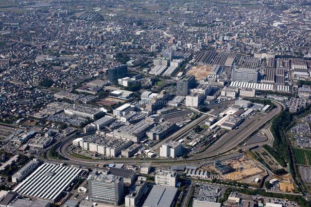トヨタ自動車本社工場[25075015575]  写真素材・ストックフォト ...