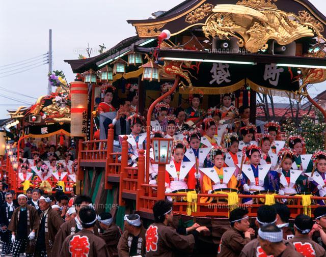 日高火防祭(c)TAKESHI TAKAHASHI/SEBUN ...