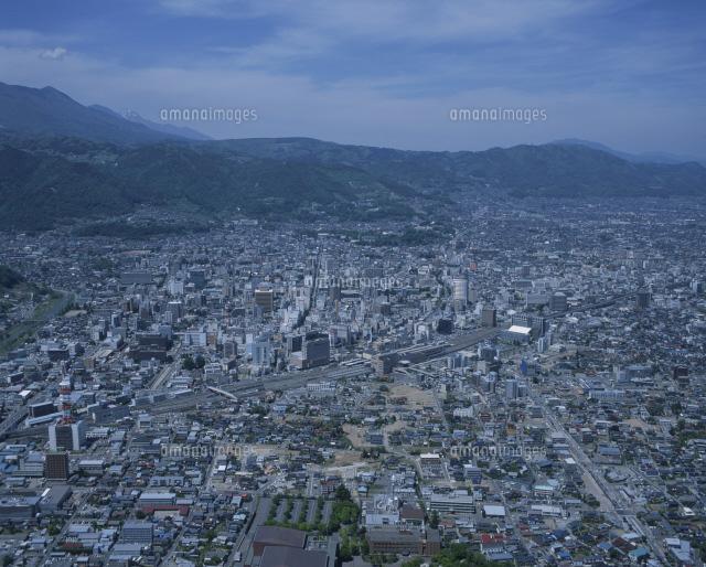 <b>長野市</b>和里より望む<b>長野</b>駅と市街地[25397004121]  写真素材・ストック <b>...</b>