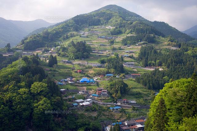 東祖谷山村落合 山村集落[25488020740]| 写真素材・ストック ...
