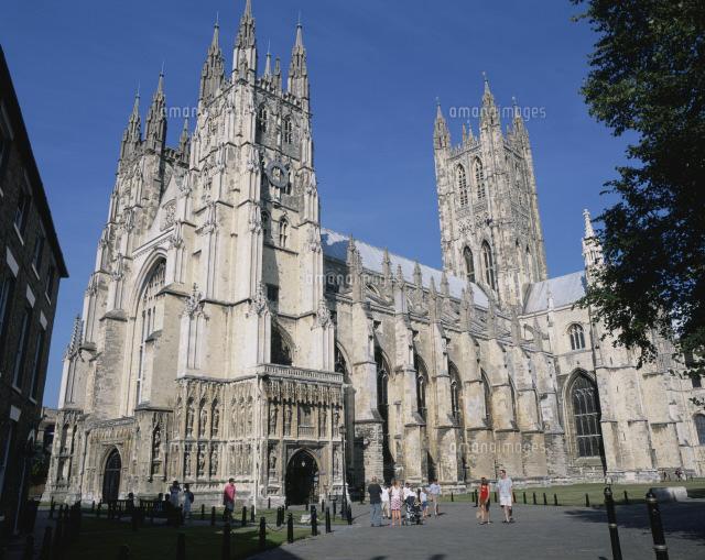 カンタベリー大聖堂の画像 p1_19
