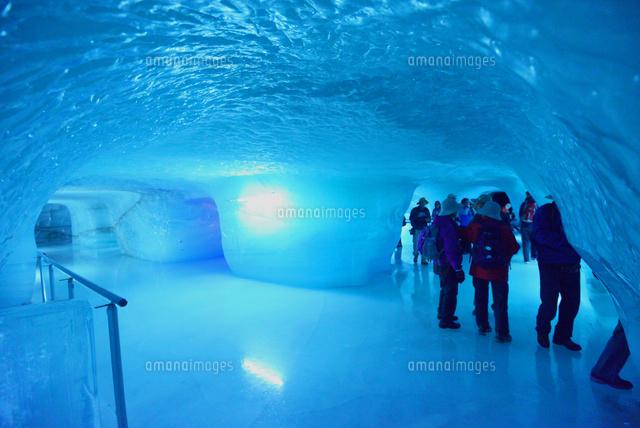 「ユングフラウヨッホ氷の宮殿」の画像検索結果