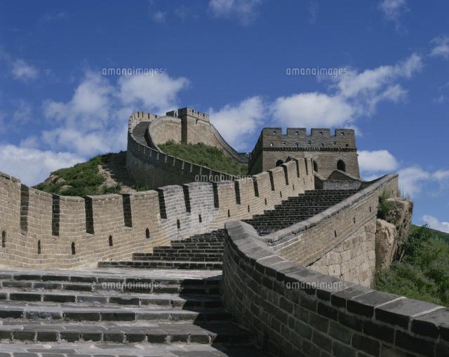 万里の長城[25762004909]| 写真素材・ストックフォト・イラスト素材|アマナイメージズ