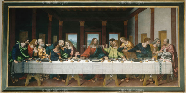 最後の晩餐 (レオナルド)の画像 p1_20