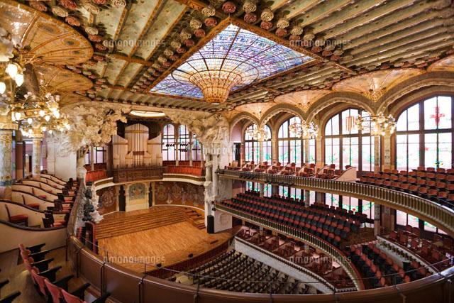 カタルーニャ音楽堂の画像 p1_13