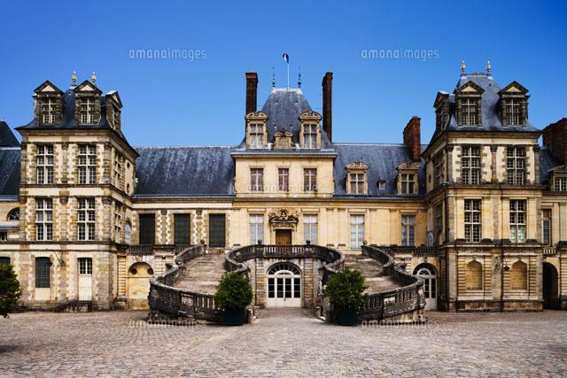 フォンテーヌブロー宮殿の画像 p1_18