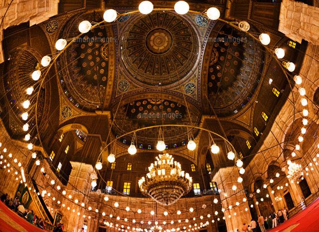 作品の本使用には料金が発生します。事前に使用条件をご確認ください。 ムハンマド・アリー・モスク