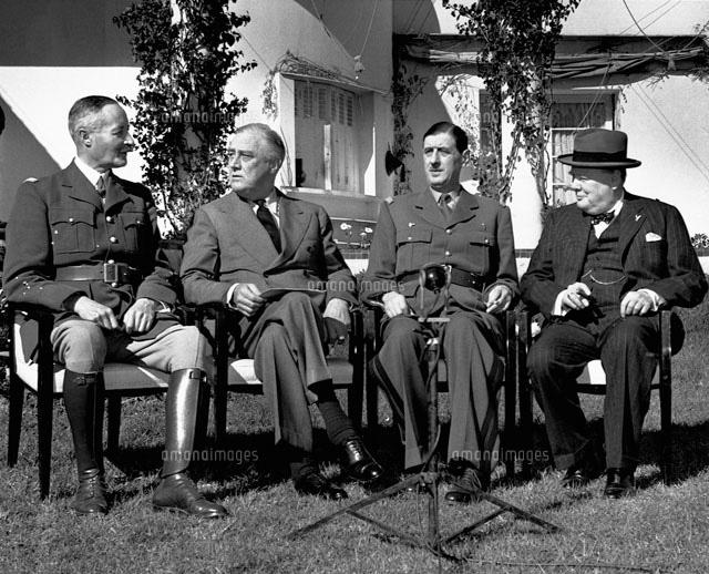 カサブランカ会談 1943年 — Поис...