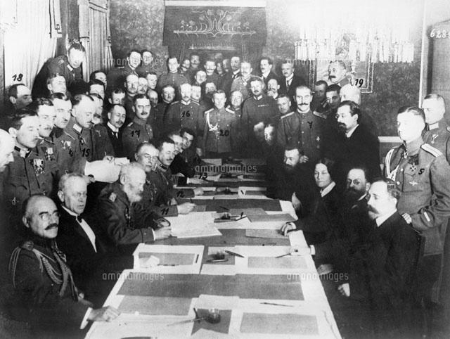 ブレスト=リトフスク条約