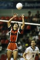 (スペイン 1992年)バレーボール ...