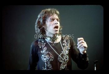 1971 ROLLING STONES ©PLITZ-Good Times-VANIT/ DALLE