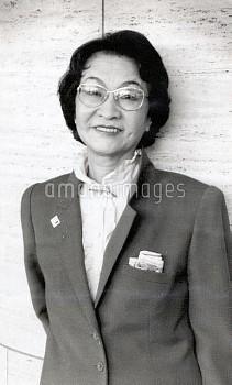 ファミリア名誉会長・坂野惇子さん