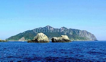 約12万点の国宝・重要文化財が出土した沖ノ島