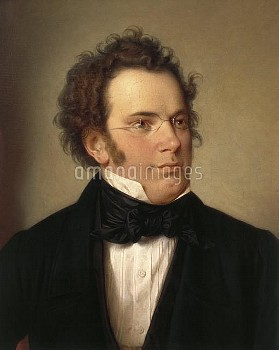 DGA572756 Austria, Vienna, Portrait of Franz Peter Schubert; (add.info.: Wilhelm August Rieder (1796
