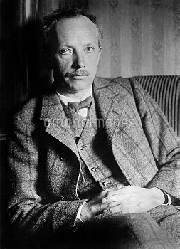 Richard Strauss (1864-1949) compositeur et chef d'orchestre allemand c. 1915 --- Richard Strauss (18