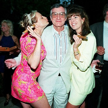 The scene of many parties and sexual escapades over the years, in April 2009 Hugh Hefner announced t