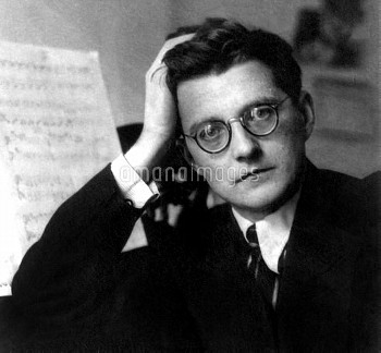 A JOURNEY OF DMITRY SHOSTAKOVICH, Dmitri Shostakovich in the 1940s, 2007