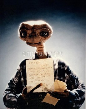 E.T., the extra-terrestrial, 1982. ©Universal/courtesy Everett Collection