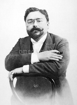 ISAAC ALBENIZ (1860-1909). Spanish pianist and composer.