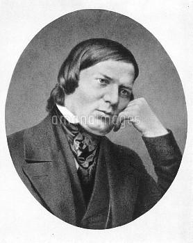 ROBERT SCHUMANN (1810-1856). German composer.