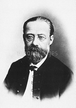 BEDRICH SMETANA (1824-1884). Czech composer, pianist and conductor.