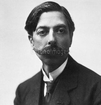 ENRIQUE GRANADOS CAMPINA (1867-1916). Spanish pianist and composer.