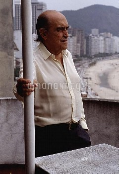 Brazilian architect Oscar Niemeyer turns 100.
