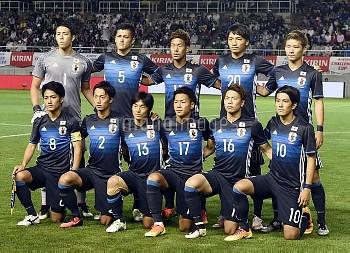 サッカーU—23親善試合 南ア戦に臨む日本イレブン【要事前申請(TV番組および新聞記事使用不可)】