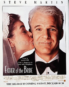 THE FATHER OF THE BRIDE [US 1991]     Date: 1991