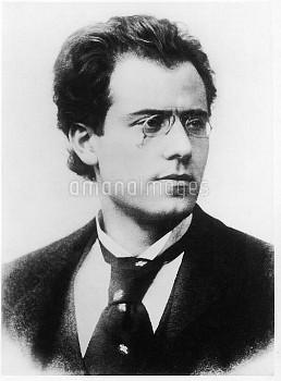 GUSTAV MAHLER  Austrian musician        Date: 1860 - 1911