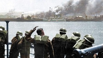 Dunkirk in colour