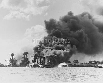 Pearl Harbor Attack, 7 December 1941