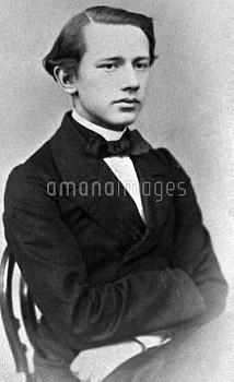 Composer Tchaikovsky