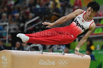 2016 Summer Olympics. Artistic gymnastics. All-around competition