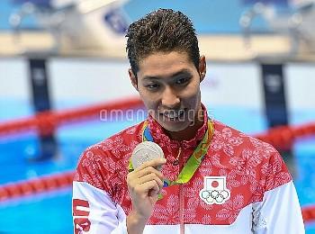 2016 Summer Olympics. Swimming. Day Six