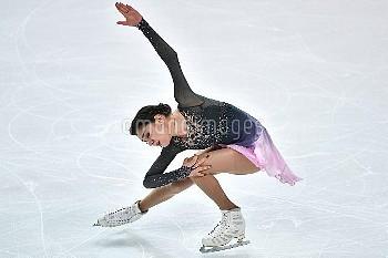 [フィギュアスケート] グランプリファイナル2016 マルセイユ 女子フリースケーティング エフゲニア・メドベージェワ Evgenia Medvedeva