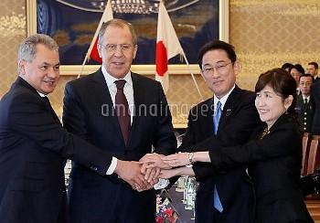 日ロ外務・防衛閣僚協議