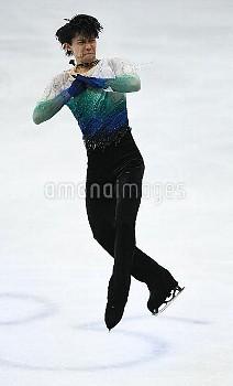 世界フィギュアスケート選手権 男子フリー 羽生結弦