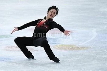 世界フィギュアスケート選手権 男子フリー 宇野昌磨