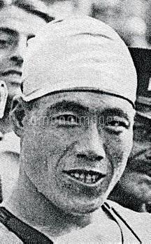 Yoshiyuki Tsuruta, Japan, gold medallist
