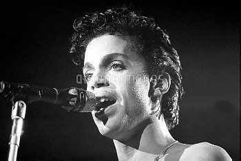 File photo dated 12/08/86 of Prince Rogers Nelson, known by his mononym Prince, who has died at the
