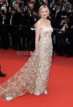 Kirsten Dunst attending the Festival de Cannes Closing Ceremony and Palme D'Or Awards, held at the P