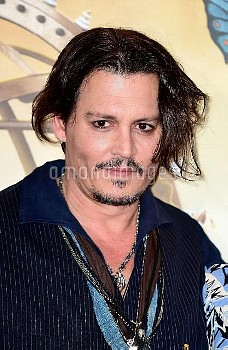 File photo dated 08/05/16 of Johnny Depp attending a photocall for new film Alice Through the Lookin
