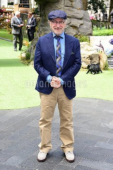 Steven Spielberg attending the UK Premiere of The BFG at Leicester Square, London.