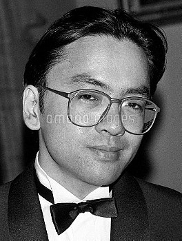 Library file picture dated 26/10/89 of Booker Prize nominee Kazuo Ishiguro, who was shortlisted for