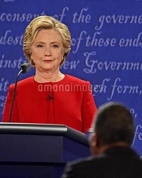 ドナルド・トランプ&ヒラリー・クリントン、初のテレビ討論会