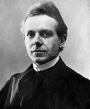 Bela Bartok (1881-1975), compositeur hongrois. Vers 1927.    RV-516933